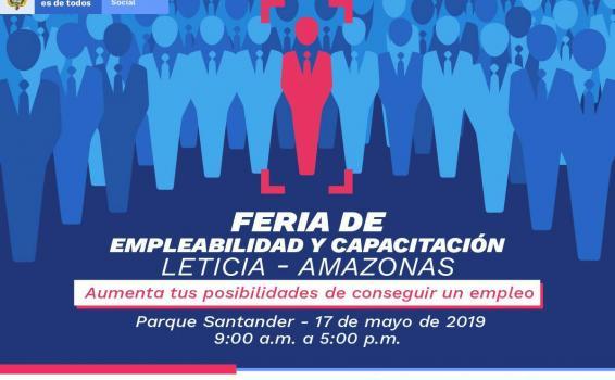 image for Feria de empleabilidad y capacitación