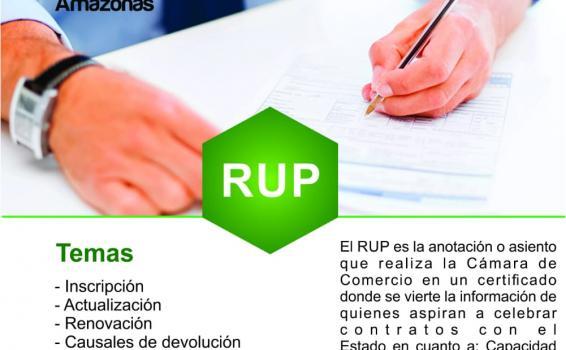 image for Capacitación Gratuita - Registro Único de Proponentes RUP