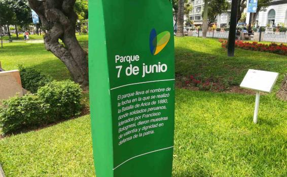 Parques Peru