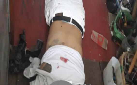 image for Peruano morto por latrocínio