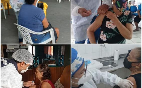 image for Segue a imunização contra Covid-19