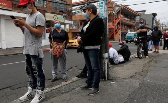 image for Colombia supera los 2 millones de contagios de coronavirus