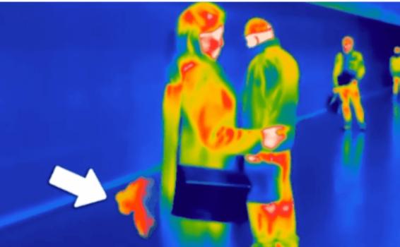 image for Instalan cámaras térmicas para frenar avance del covid-19