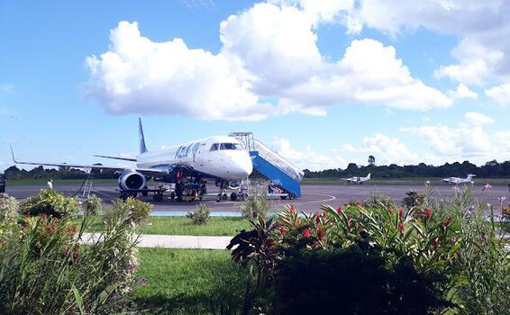 image for Alteração dos voos da Azul no Aeroporto