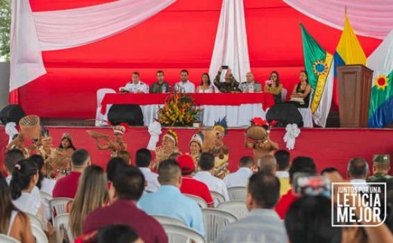 image for Jorge Luis Mendoza nuevo Alcalde de Leticia