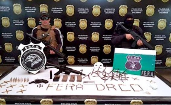 image for Suspeitos de atirar de fuzil em PMs são mortos em condomínio