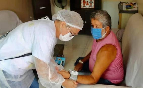 image for Realizaram aplicação domiciliar de 10 doses da vacina Conoravac