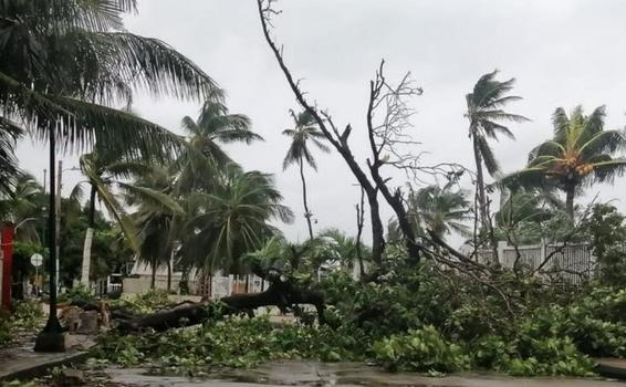 image for Huracán Iota afecta infraestructura de la Isla de Providencia: Duque