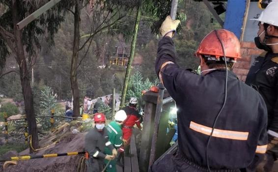 image for Explosión en mina de Norte de Santander