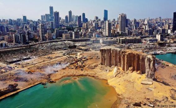 image for Beirut | Líbano pondrá bajo arresto domiciliario a autoridades del puerto