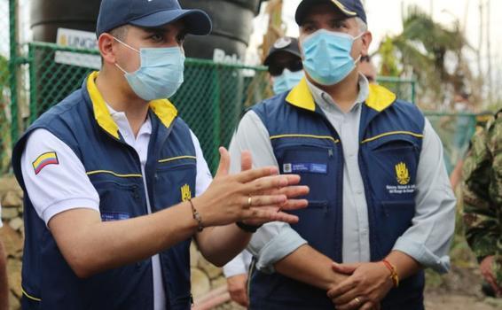 image for Seguimiento al plan piloto de reconstrucción de San Andrés