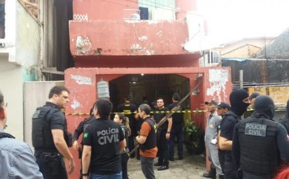 image for 11 mortos em um bar no bairro do Guamá