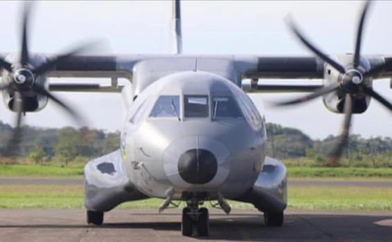 image for FAC configura avión hospital para traslado de pacientes Covid-19
