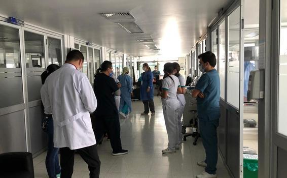 image for Colombia próximo a los 6000 casos de Covid-19