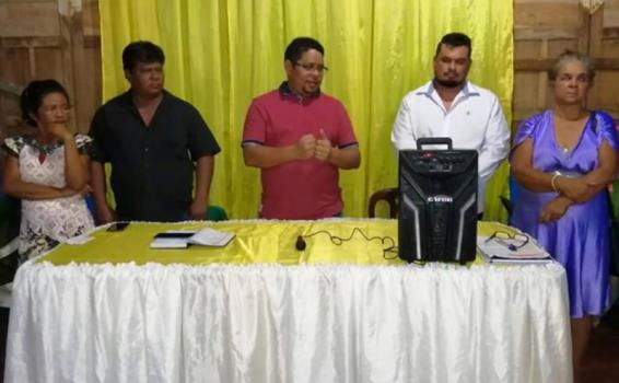 image for Coordenadoria de Interbairros realizou eleição de presidente de bairro
