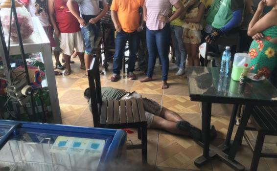 image for Assassinato de homem na avenida R Mal Melet