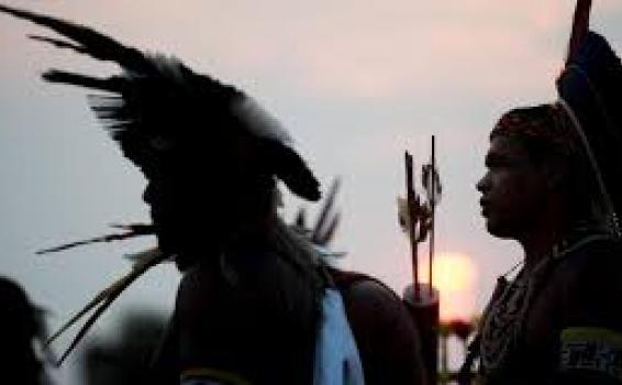 image for Iniciou a organização para o casamento coletivo de 806 casais indígenas