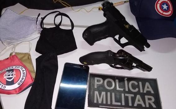 image for Tentativa de Sequestro