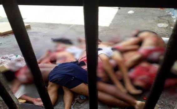 image for Confronto entre detentos deixa 15 mortos