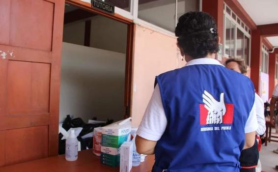 image for Reinicio de clases semipresenciales en 82 colegios rurales