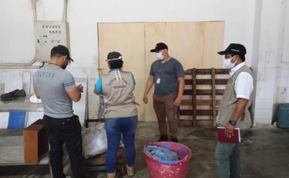 image for Direpro donó más de 60 kilos de pescado