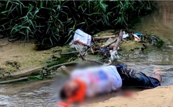 image for Corpo de um homem foi encontrado com um tiro na cabeça