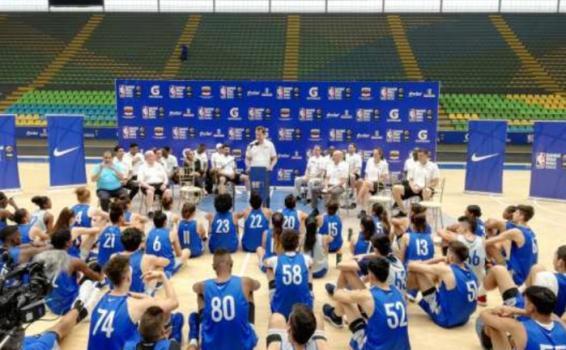 image for Colombia élite del baloncesto en el mundo