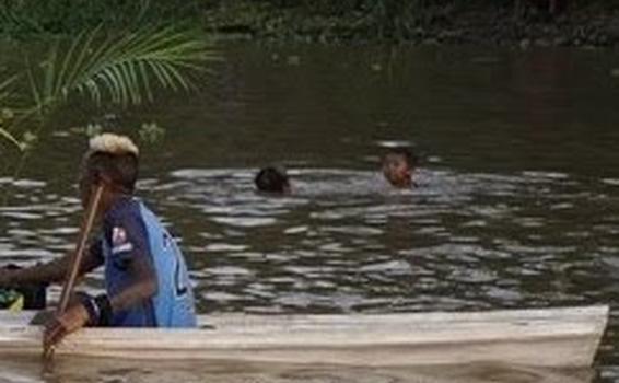 image for Criança desaparecida no rio Belém Solimões