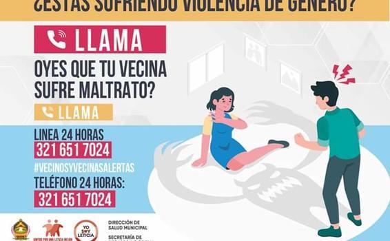 image for Necesitas apoyo | Si durante la cuarentena has sufrido algún tipo de violencia