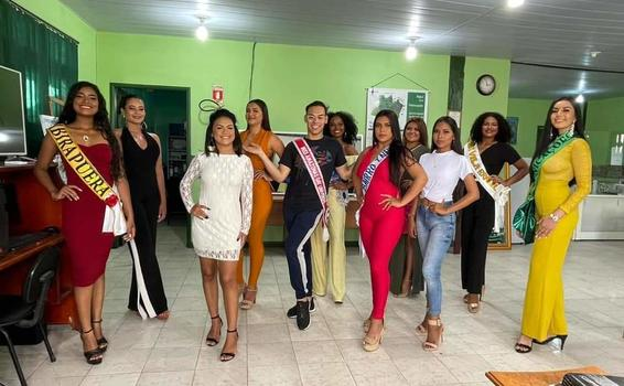 image for Curso as 10 candidatas a Miss Tabatinga 2021