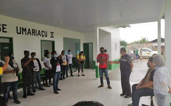 image for Secretário da SESAI visita instalações do DSEI Alto Rio Solimões