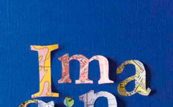 Imagen azul