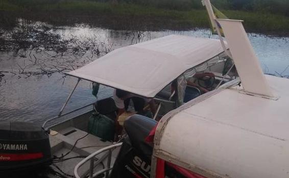 image for Policia Militar recupera dois motores de popa roubados