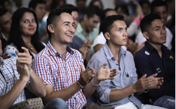 image for Jóvenes en Acción inicia tercera entrega de incentivos