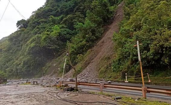 image for Cierran la vía al Llano por nuevos deslizamientos