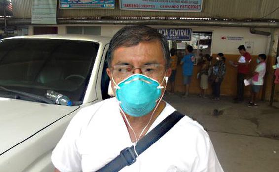 image for Hospital EsSalud de Iquitos ha colapsado