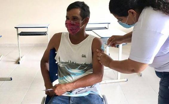 image for Tabatinga já vacinou mais de 18mil pessoas