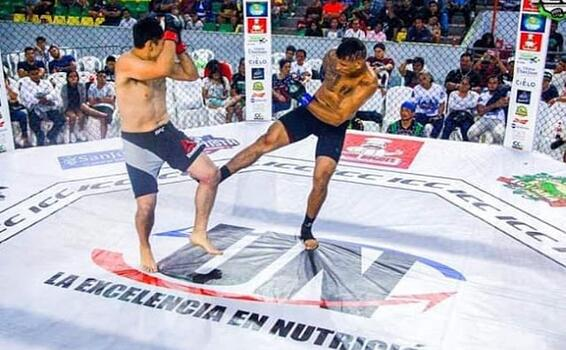 image for Tabatinguense Elano Andrande luta no Samurai Figth House