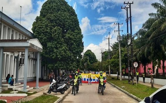 BALANCE OPERATIVO DURANTE LA CUARTA  SEMANA DE ABRIL E INICIO DE MAYO DE 2021