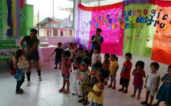 ICBF implementó estrategia 'Cuento Contigo' para empoderar la Primera Infancia en Amazonas