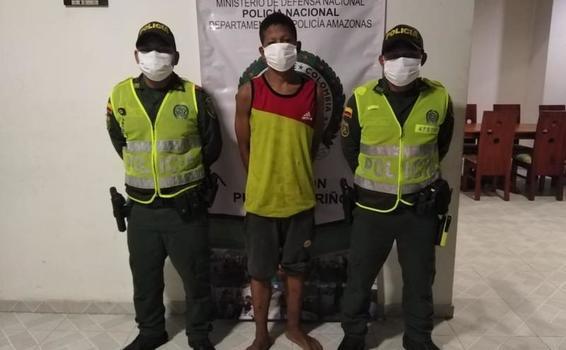 POLICÍA CAPTURA A UN HOMBRE POR EL DELITO DE VIOLACIÓN EN LUGAR DE TRABAJO