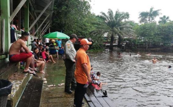Se incrementa dispositivos de seguridad para un turismo seguro y en paz en el Amazonas