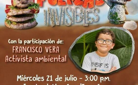 'Fuerzas Invisibles', el poder de la imaginación, gran estreno por Canal Trece