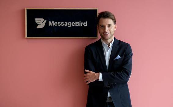 MessageBird Alcanza valoración de US$3.000 millones