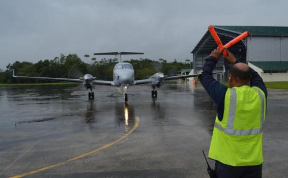 Fuerza Aérea Colombiana reafirma su compromiso con la Amazonía