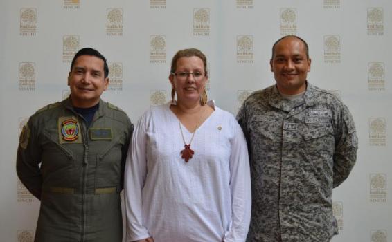 """Fuerzas Militares participan en el encuentro regional, """"Diálogos con la Amazonía"""""""