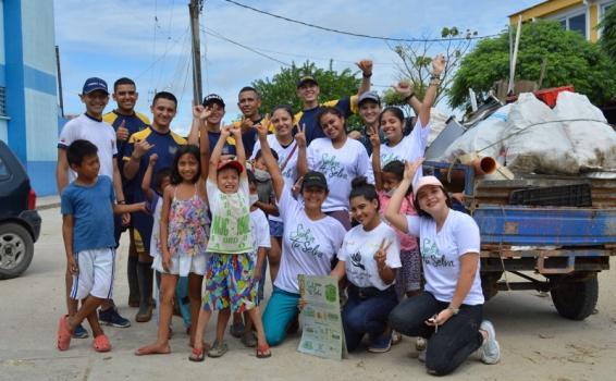 Jornada de aseo colectivo busca generar conciencia en el Amazonas 22 de Junio de 2019 Jornada de aseo colectivo busca generar conciencia en el Amazonas