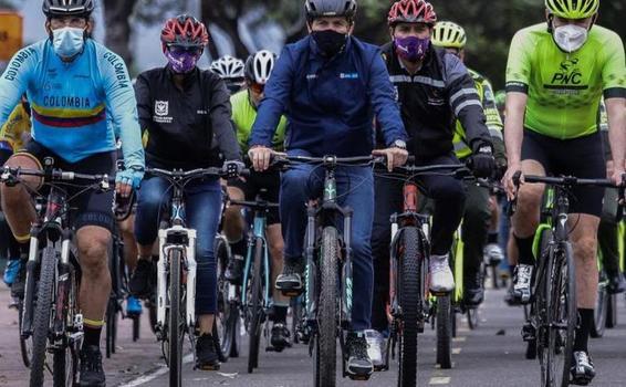 Colombia en Bici la nueva iniciativa del Ministerio del Deporte