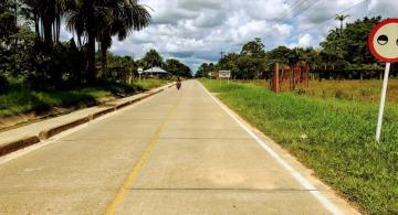 Leticia Amazonas y la carretera los kilometros