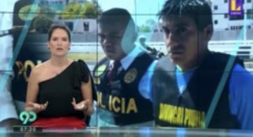 image for Rescatan mujer que permanecía en cautiverio por su pareja